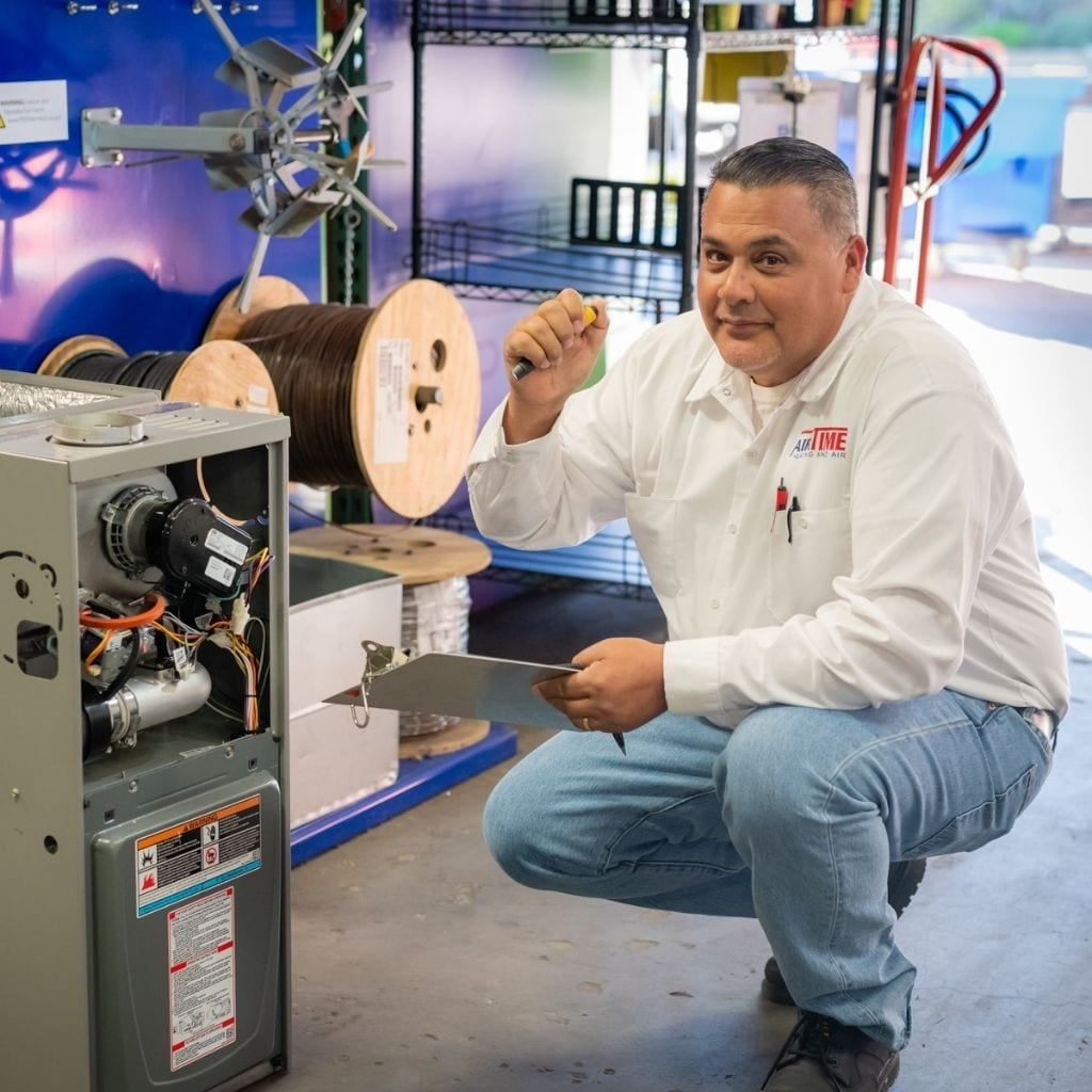 airtime owner hvac contractor san diego